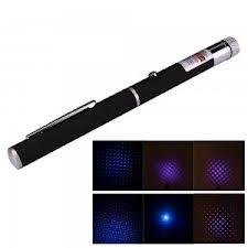 Laserpointer Laserpen Blauw - Violet Laser