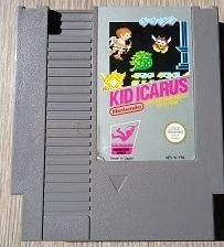Kid Icarus Nintendo NES 8bit (C.2.2)