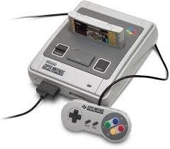 Super Nintendo / snes / Super Nes spelcomputer 16 Bit met Mario All-stars