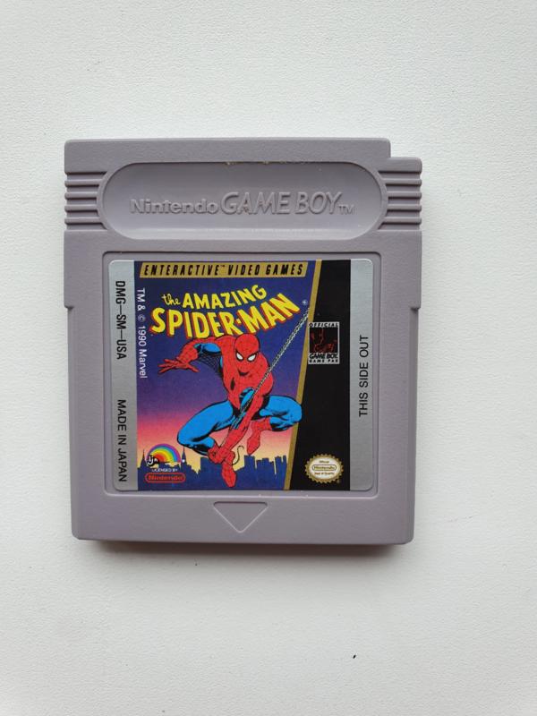 The Amazing Spider-Man Nintendo Gameboy GB / Color / GBC / Advance / GBA (B.5.2)