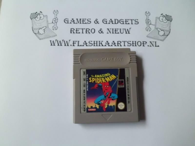 The Amazing Spiderman - Nintendo Gameboy GB / Color / GBC / Advance / GBA (B.5.1)