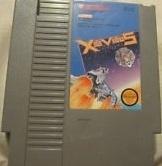 Xevious: The Avenger Nintendo NES 8bit (C.2.8)