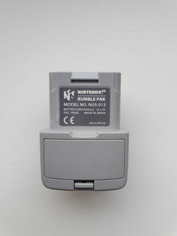 N64 Rumble Pak NUS-013 - Nintendo 64 (E.3.1)