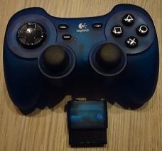 Logitech Draadloze Sony Playstation 2 controller
