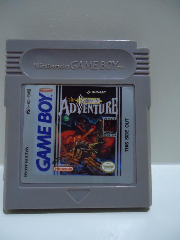 The Castlevania Adventure - USA Versie - Nintendo Gameboy GB / Color / GBC / Advance / GBA (B.5.2)