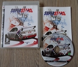 Superstar Racing V8 - Sony Playstation 3 - PS3