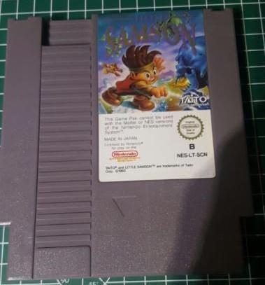 Little Samson Nintendo NES 8bit (C.2.8)