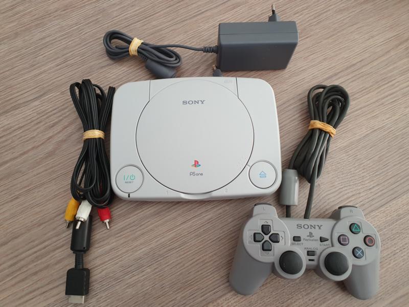 Sony Playstation 1 PS1 Console grijs SlimLine psone - Orgineel (H.1.1)