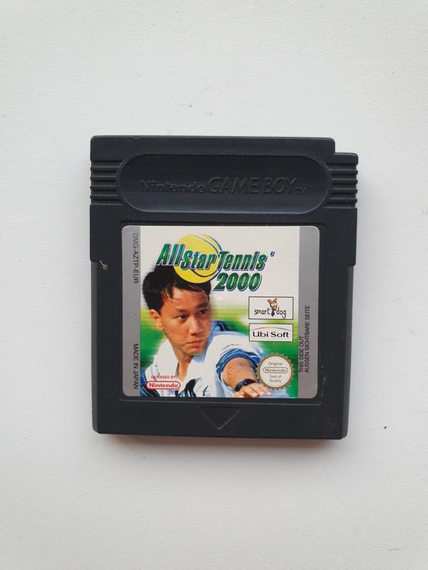 Allstar Tennis 2000 - Nintendo Gameboy Color - gbc (B.6.1)