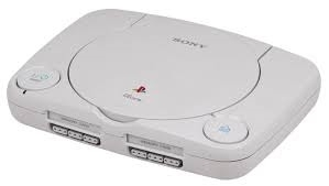 Sony Playstation 1 PS1 Console grijs SlimLine psone - Orgineel
