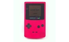 Nintendo Gameboy Color GBC - Roze - Zeer Nette staat (B.1.2)