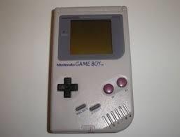 Nintendo Gameboy Classic grijs GB - zeer nette staat goed werkend (B.1.2)