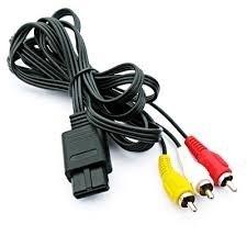AV tv tulp Kabel voor de super Nintendo SNES AV Cable (Scart block not include) (D.4.1)