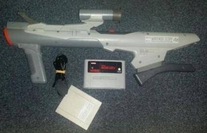 Super NES Nintendo Scope 6
