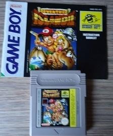 Adventure Island 2 Nintendo Gameboy GB / Color / GBC / Advance / GBA (B.5.2)