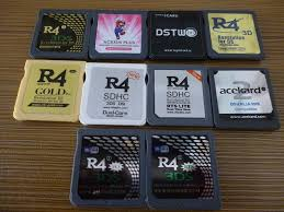 R4i cards