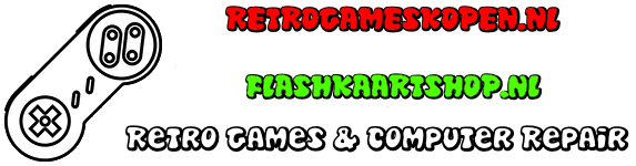 Flashkaartshop Retro Games Gameboy Nes Snes N64 - Reparatie pc laptop