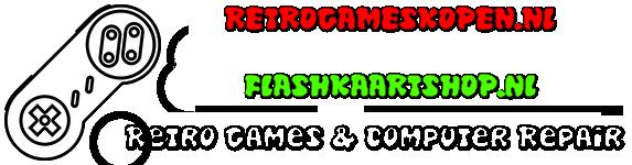 Flashkaartshop Retro Games Gameboy Nes Snes N64 - Reparatie pc laptop