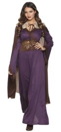 Vikings jurk dame Helga