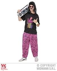 Dude 80's kostuum