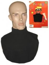 Zwarte Piet col zwart