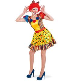 Clowns jurkje happy