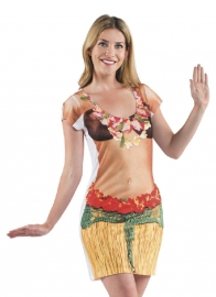 Hawai 3D jurkje