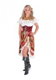 Zigeunerins jurk