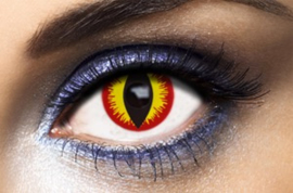 Fun dag lenzen Devils eye