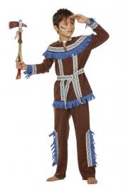 Indianen jongen Tenderfoot