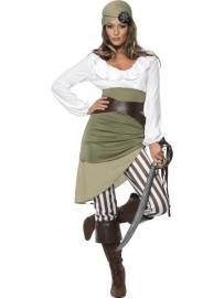 Piraten dame elegance