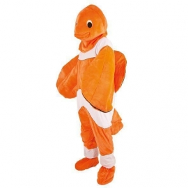 Giant vis kostuum mascotte
