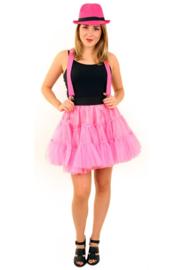 Petticoat 3 laags roze