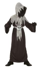 Hollow skull kostuum