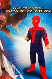 Spiderman classic gespierd