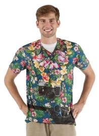 Toerist 3D T-shirt