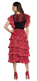 Spaanse jurk Andalusie