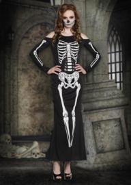 Mrs. Bones kostuum