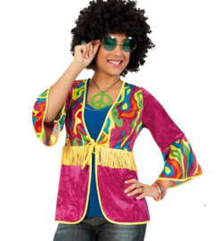 Hippie vest Tina