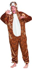 Dierenkostuum tiener tijger
