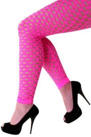 Legging naadloze gaten pink