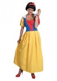 Sneeuwwitje jurk traditioneel