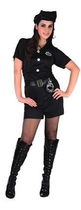 Carnavalskleding Dames Politie.Politie Vrouw Jumpsuit Kostuums Vrouwen Partykleding