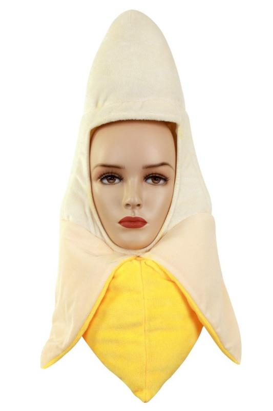 Funmuts geschilde banaan