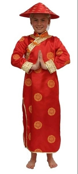 Chinese jurk kids