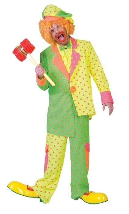 Fun Clown Fluorini
