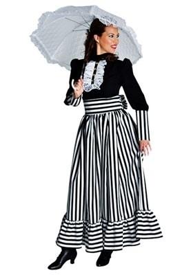 Historische jurk dame