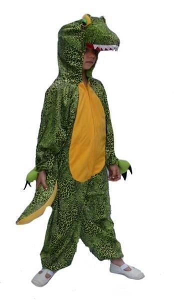 Krokodil plushe