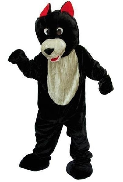 Kostuum wolf promotie