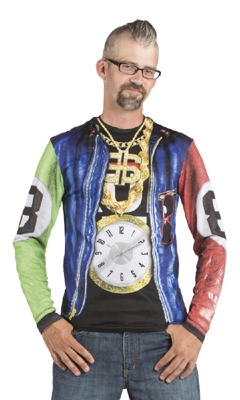 Rapper shirt 3D
